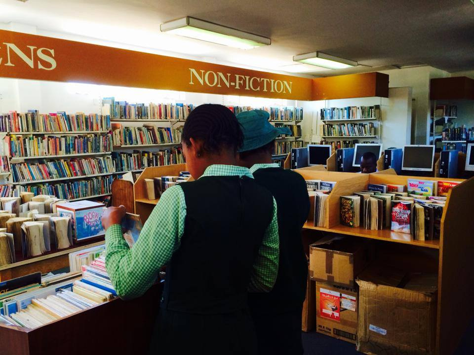 Bulawayo Library